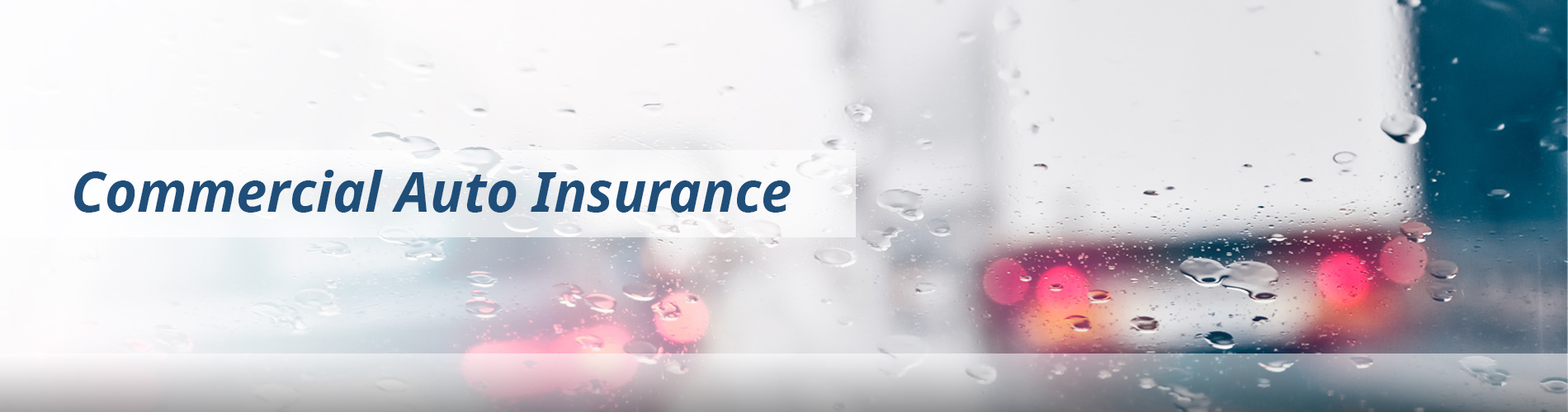 3g commercial auto insurance